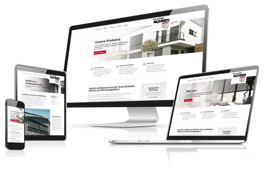 Webdesign auf Smartphone und Co.