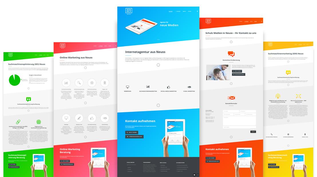Webdesign aus Neuss